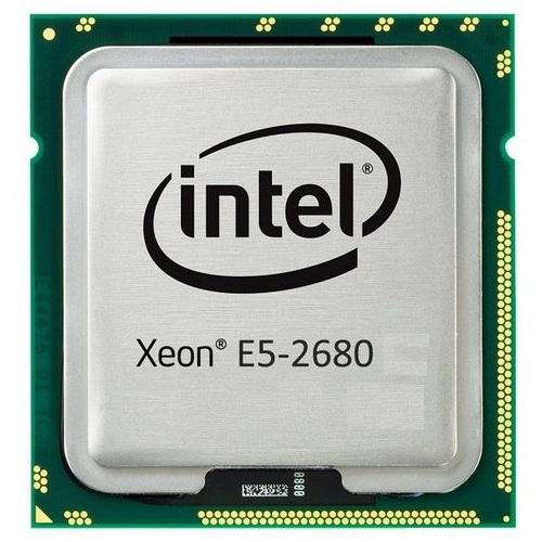 Cpu intel Xeon E5-2680